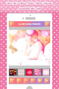 Love Photo Video Music Mixer screenshot 1