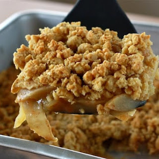 4) Apple Crisp                                                                (4 of 7)