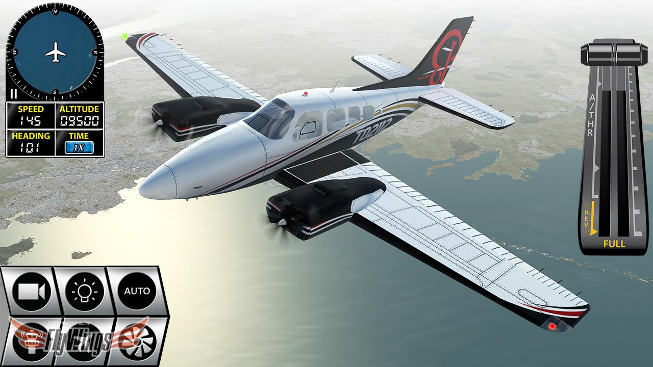 Flight Simulator X 2016 Air HD- screenshot