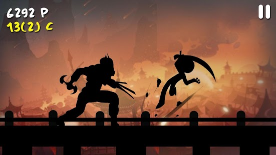Shadow Fighter Legend Screenshot