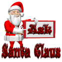 Ask Santa Claus icon
