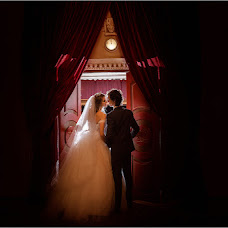Wedding photographer Sveta Luchik (orchid2007). Photo of 03.10.2017