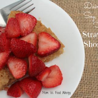 Allergy-Friendly Strawberry Shortcake