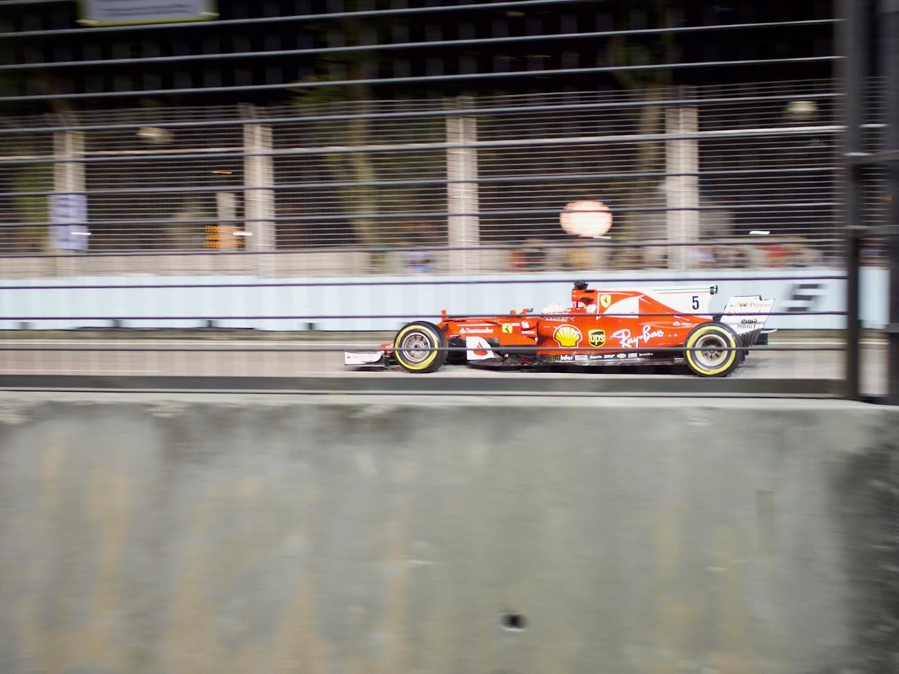 Singapore GP 2017 Practice 2