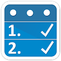NoteToDo. Notes. To do list icon
