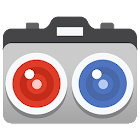 Wigglegram icon