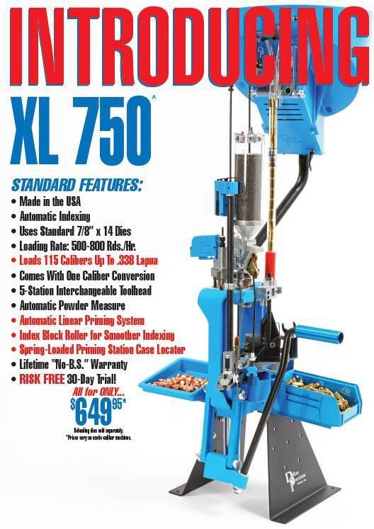 Dillon introduces the new XL750 !!