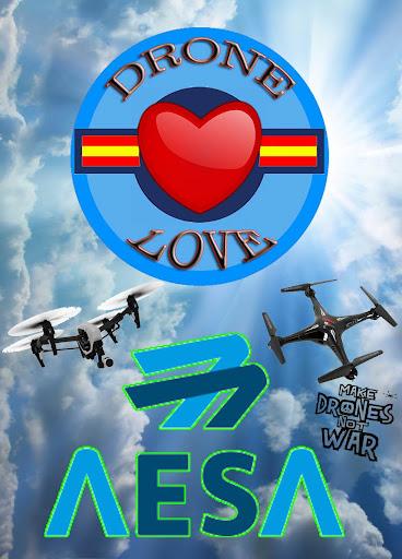 DRONE LOVE.