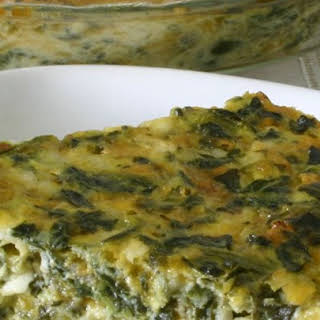 Low Calorie Spinach Quiche Recipes.