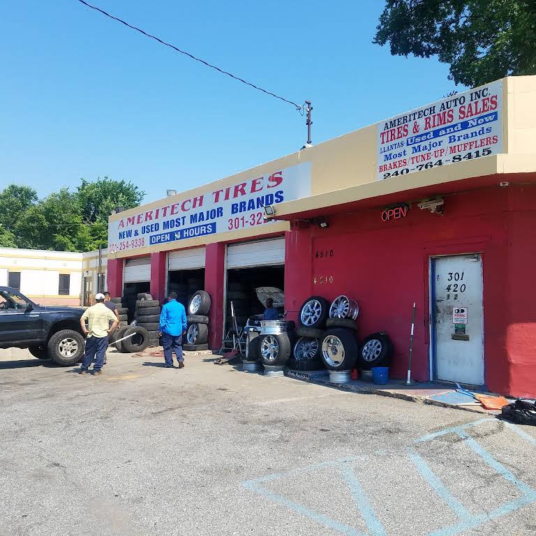 Ameritech Tires Inc 24hrs Tire Shop