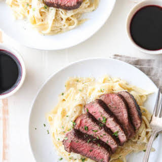 Steak Fettuccine Recipes.