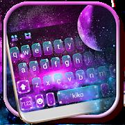 App Fantasy Galaxy Keyboard Theme APK for Windows Phone
