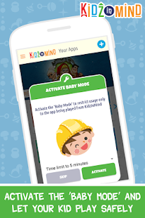 KidzInMind – Educational Summer App for children- screenshot thumbnail