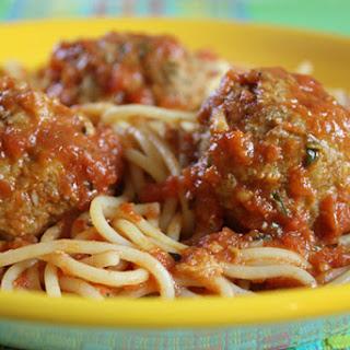 Quick & Easy Spaghetti & Meatballs Recipe
