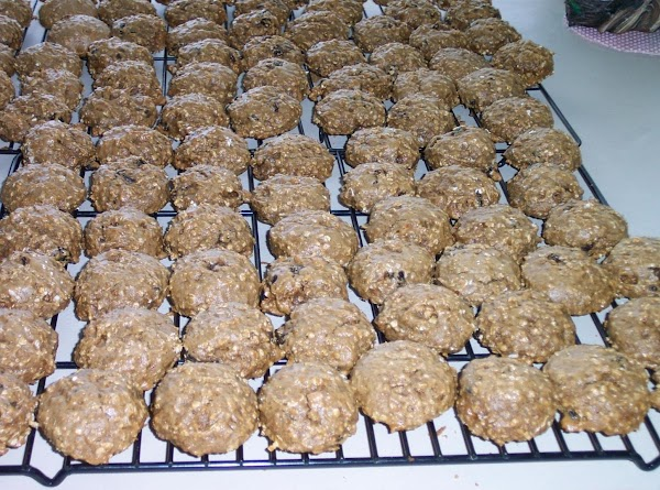 Oatmeal Cookies With The Kick Recipe