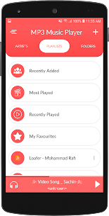 MP3 Music Player App : Best Android Audio Player App Download For Android 4