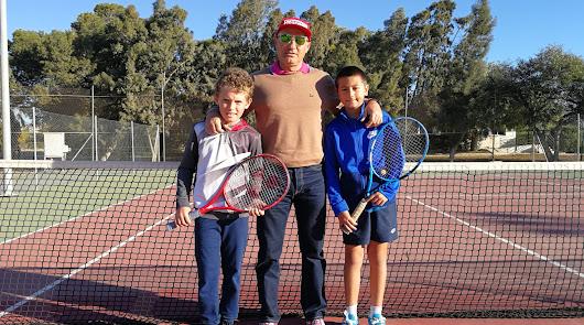 Jordi Fernández, del Club de Tenis Aguadulce, gana el Máster del Club Hípico