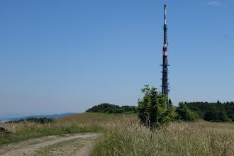 Photo: Velká Javorina (970 m), nejvyšší bod celé trasy