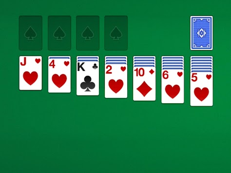 Solitaire by Solitaire Card Free Games, Inc APK screenshot thumbnail 4