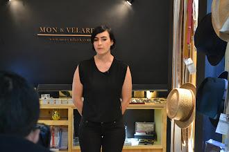 Photo: Marta de Mon & Velarde habla de Energía