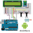 Bluetooth Arduino and LCD APK