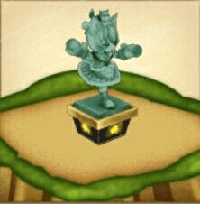 コヨミの像