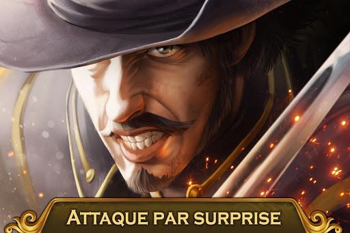 Code Triche Guns of Glory: bâtis une armée épique et un empire apk mod screenshots 1
