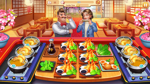 My Restaurant: Crazy Cooking Madness Game apkmr screenshots 14