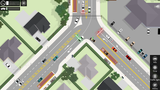 Intersection Controller - screenshot