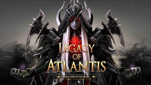 Cheat Legacy of Atlantis : Master of Heart Mod Apk, Download Legacy of Atlantis : Master of Heart Apk Mod 1