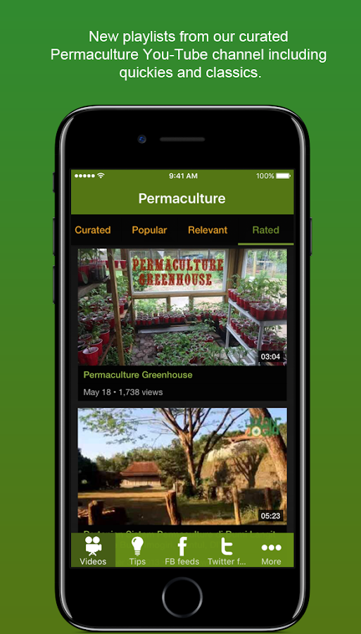 Permaculture.- screenshot