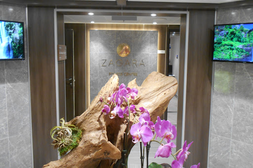 Zagara Spa.JPG - The Zagara Spa for pampering and taking a free steam or sauna.