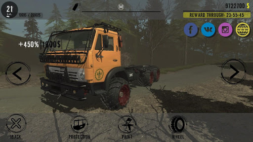 Reduced Transmission HD online.(Hard offroad 2019)  screenshots 22