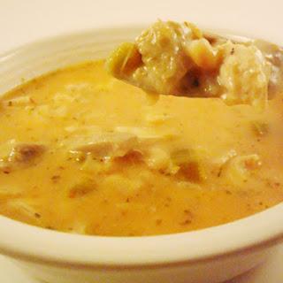 White Bean Chicken (or Turkey) Chili.