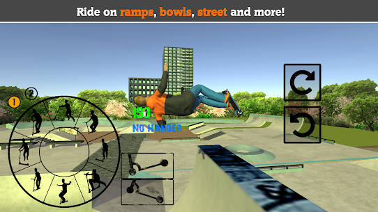 Scooter FE3D 2 – Freestyle Extreme 3D Mod Apk 1.35 (Unlocked) 3