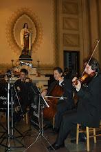 Photo: Trio de Cordas - Igreja Santa Terezinha