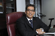 The offices of Sekunjalo chairperson Iqbal Survé were raided on Wednesday.
