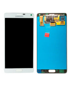 Galaxy Note 4 Display Digitizer White