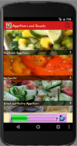 Apetizer Recipes screenshot 7
