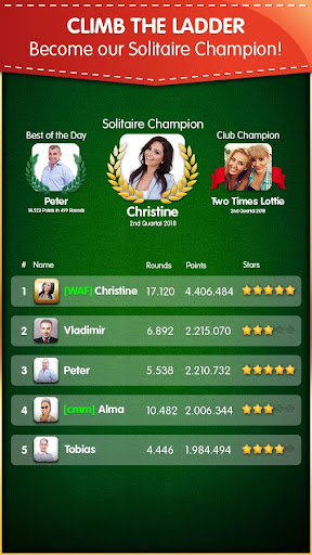 Solitaire (Free, no Ads) 1.2.1 screenshots 2