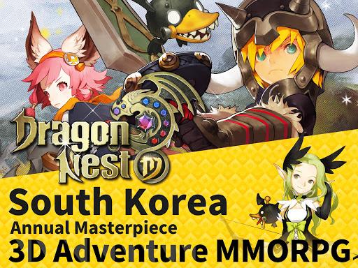 Dragon Nest M 1.2.0 screenshots 1