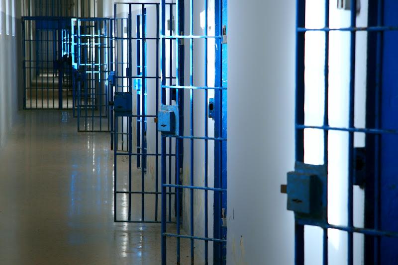 railing prison di Zola Lorenzo