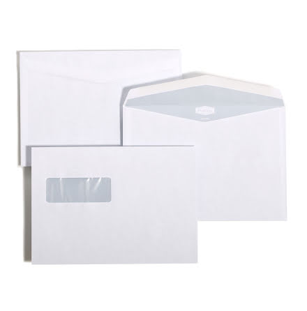 C5 Mailman utanpåliggande sidosöm 90gr FH