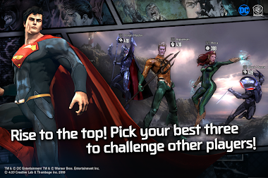 DC: UNCHAINED APK screenshot thumbnail 9