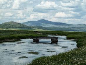 Photo: The bridge
