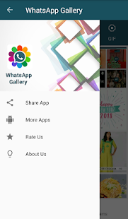 WhatsApp Gallery - náhled