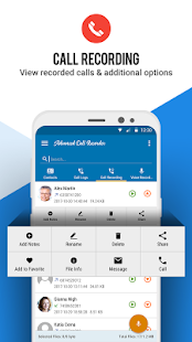 Advanced Call Recorder- screenshot thumbnail