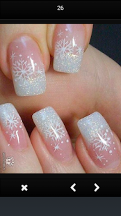Nails Designs For Winter - náhled