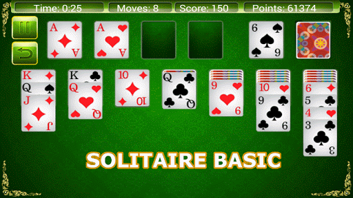 Solitaire 6 in 1  screenshots 5