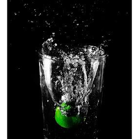 splash water by Sarol Glider - Abstract Water Drops & Splashes